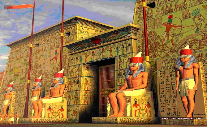 خلفية فرعونية علوية